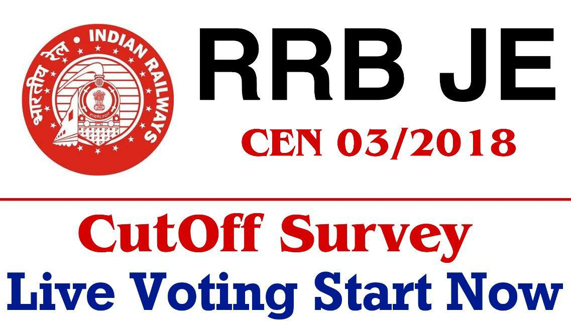 RRB JE Cutoff Survey : The Posts Of JE, DMA, CMA | Educate
