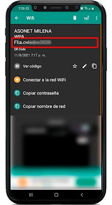 cómo conectarme a un WiFi sin saber la clave