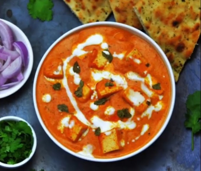 Delicious Paneer Butter Masala | Paneer Makhani Recipe