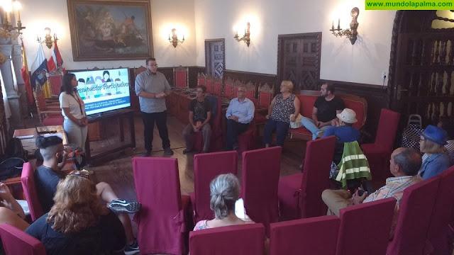 El Ayuntamiento de Santa Cruz de La Palma recoge propuestas vecinales para elaborar unos presupuestos participativos