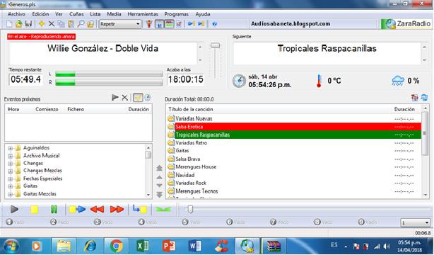 ZaraRadio Free v1.6.2 ~ audiosabaneta
