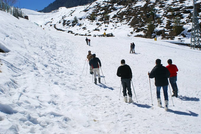 Auli Uttarakhand | Best time to visit in Auli