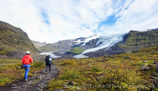 冰島, Iceland, Glacier Guides Glacier Explorer 冰川健行