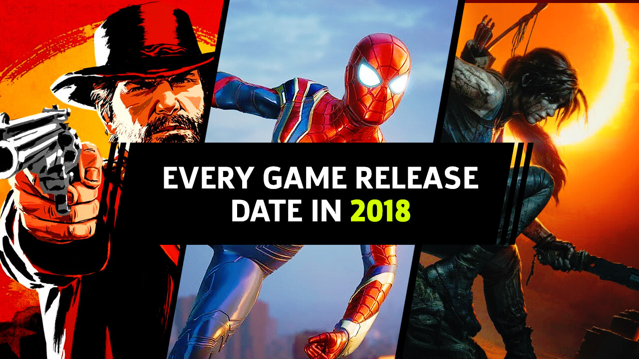 pc game releases