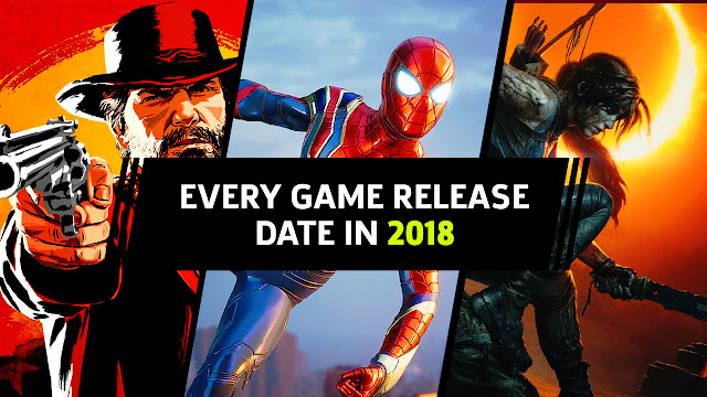 best game releases October 2018