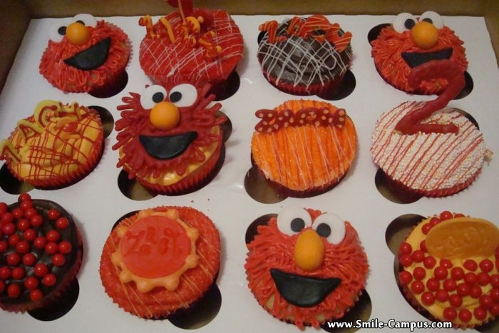 Sweetest Cup Cakes Photos