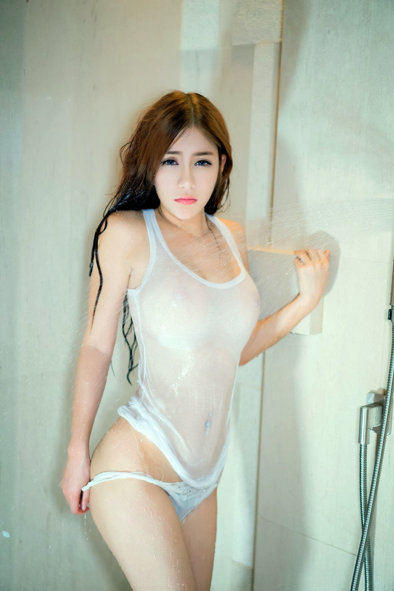 Li Qixi 李七喜 See Through and Nude [生活实录][推女郎 TuiGirl] No ...