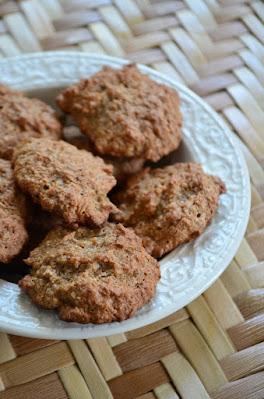 Biscuits moelleux noix de coco - vergeoise