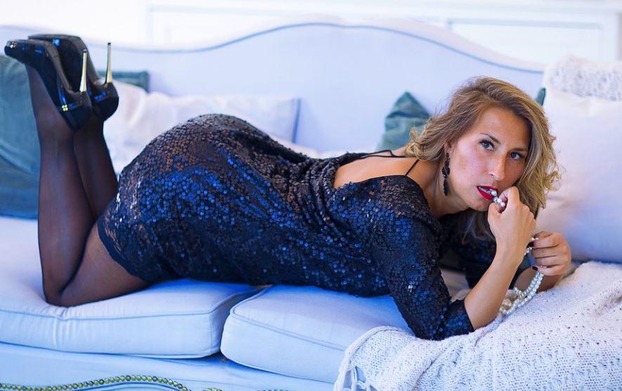 HotLiss Model GlamourCams