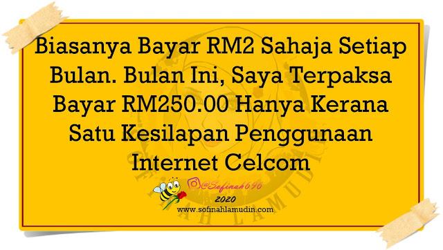 Internet Celcom Mahal