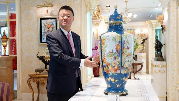 2021麥森風華311年特展 台中大遠百傳遞瓷器文明