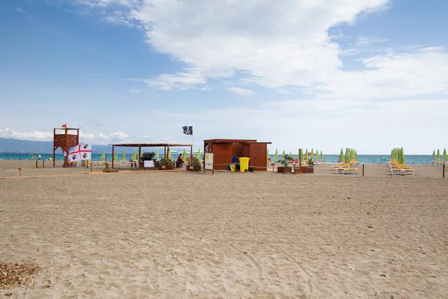 Spiaggia del Poetto-Cagliari