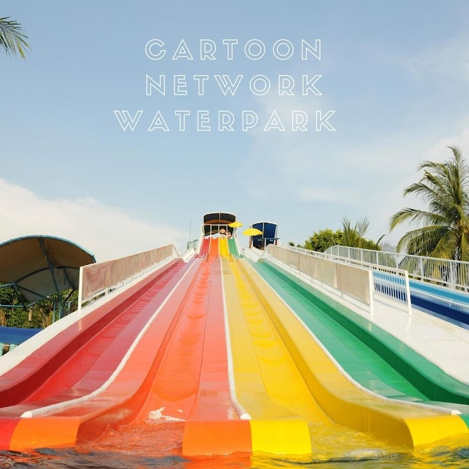 Cartoon Network Waterpark Pattaya Entrance Fee, Rides