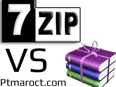 Winrar Vs 7zip Which Is Better Ptmaroct S Tech Blog