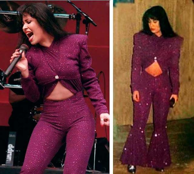 Selena Quintanilla show ao vivo 1995