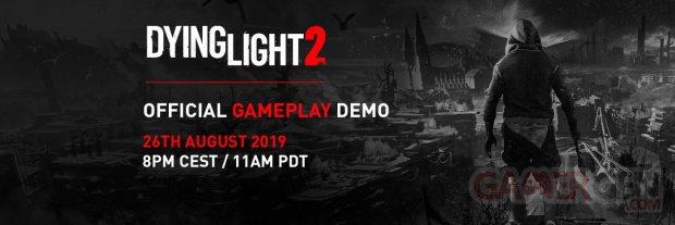 أستوديو تطوير لعبة Dying Light 2 يحدد موعدا مع اللاعبين للكشف عن ديمو أسلوب اللعب