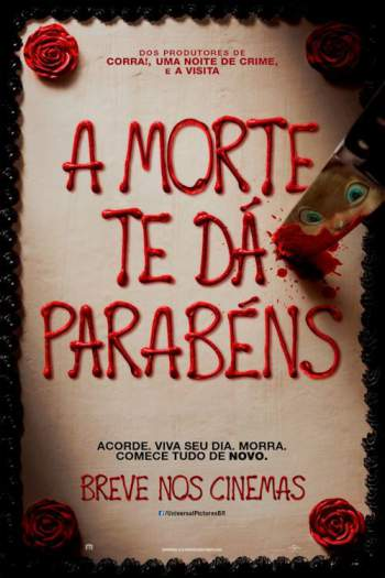 A Morte te dá Parabéns! Torrent – HDRip 720p/1080p Dual Áudio