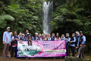 Sadim Waterfall (Air Terjun Sadim Ciater, Subang)