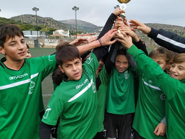 Μεγάλες επιτυχίες από την Ακαδημία του Αριστέα Άργους στο τουρνουά της Αθήνας