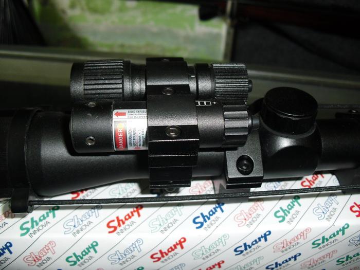 Aneka model senapan angin: 2012 08 26