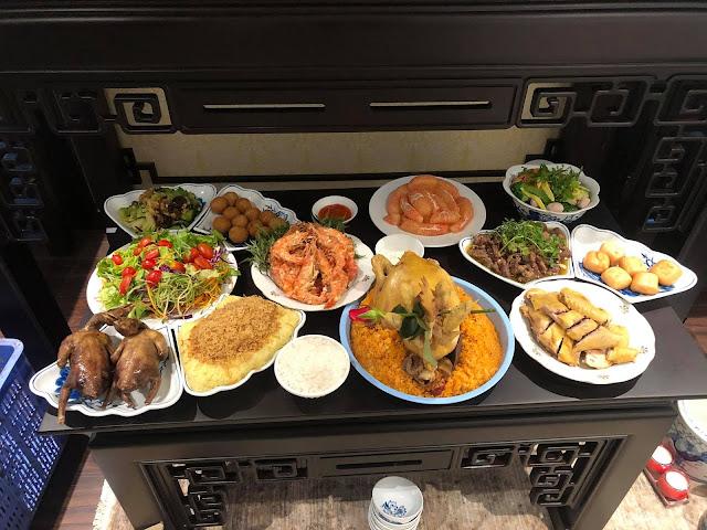 Nấu cỗ giỗ tại nhà Khuất Duy Tiến, Thanh Xuân
