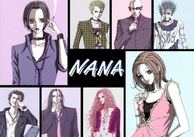 Nana - Daftar Anime NTR Terbaik ( Low – Extreme ) Dijamin Nyesek