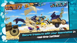 One Piece Bounty Rush MOD Apk Latest Version