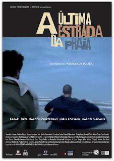 A Última Estrada da Praia (2010) - Capa do DVD