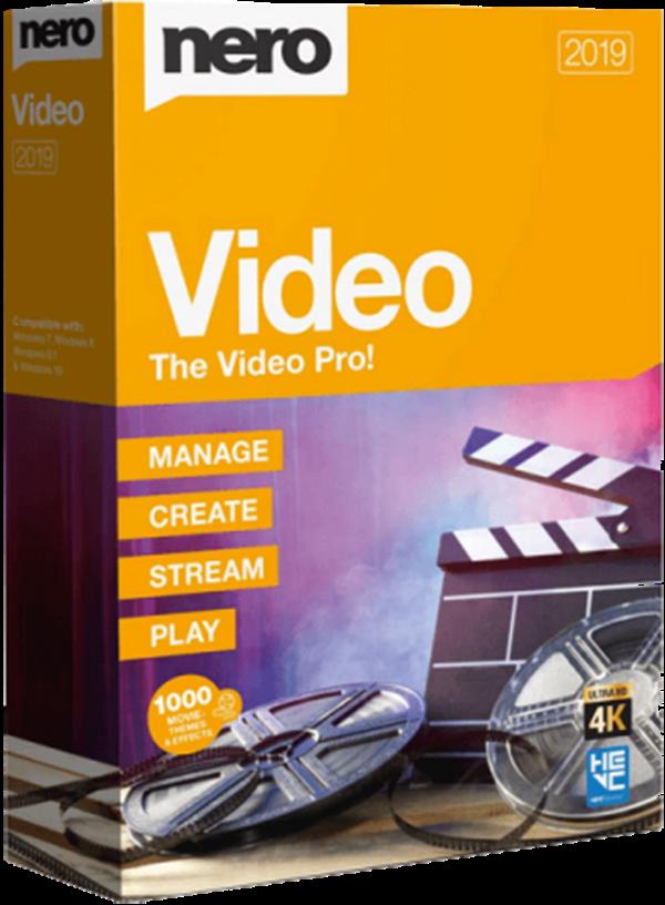 Nero Video 2020 22.0.1011 + ContentPack 2020 [Español][UL] - Full