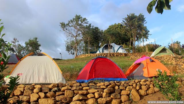 UCM ATV park accommodation