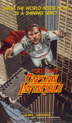 return of captain invincible superhero movie