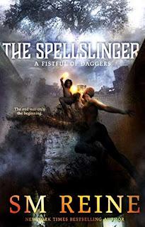The Spellslinger by S.M. Reine
