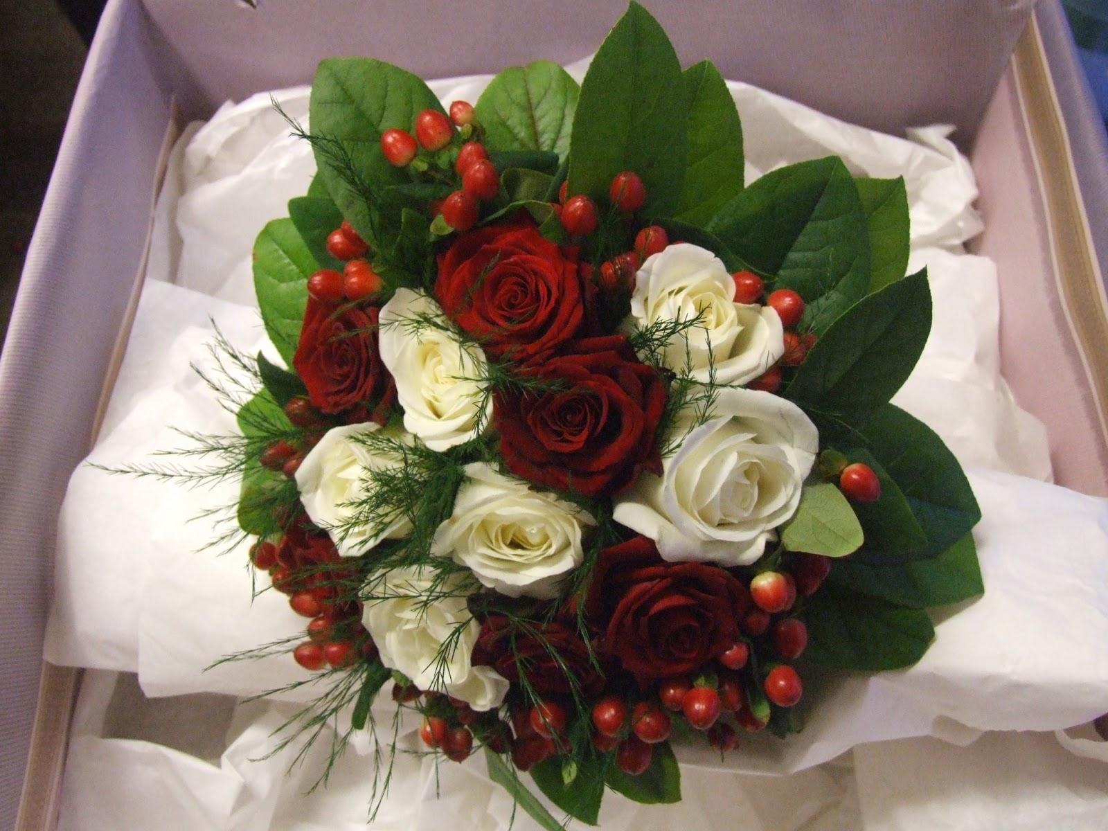 Sandras Flower Studio Red Bouquet Ideas