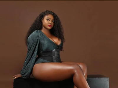 I  No Longer Wear Pants - Sexy Nollywood Actress Nazo Ekezie