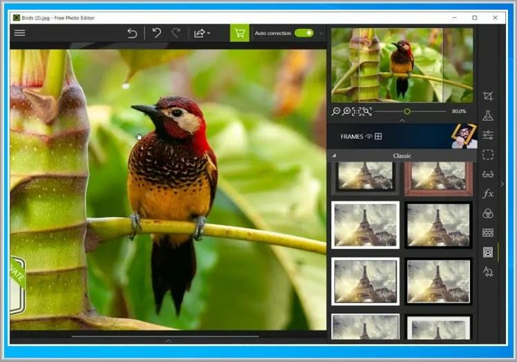 InPixio Photo Editor  Free : Επεξεργαστείτε και  μετατρέψτε τις φωτογραφίες σας σε έργα τέχνης