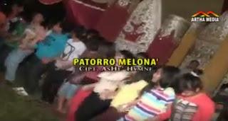 Lagu Dero Toraja Patorro Melona