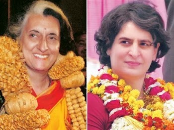 Has the time come for the Congress to play its trump card Priyanka Gandhi ?