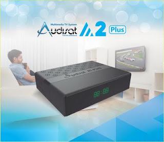 Colocar CS Audisar%2BA2%2Bplus Atualização Audisat A2 Plus TODAS NOVA comprar cs