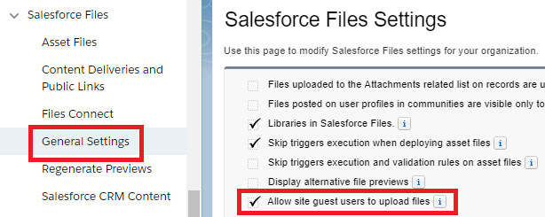 Infallible Techie: How to let Community Guest Users to add files in