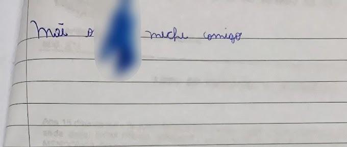 Menina de 11 anos escreve bilhete e mãe se esconde para flagrar estupro em SP