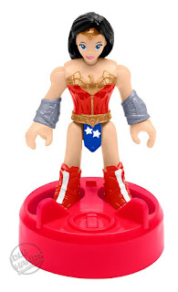 Mattel Imaginext Wonder Woman Toy Line