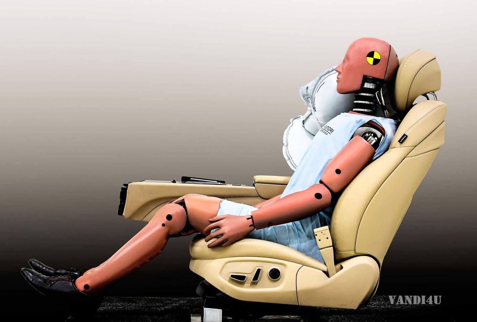 Hyundai Motor Group Develops Center Side Airbag For Cars | VANDI4U