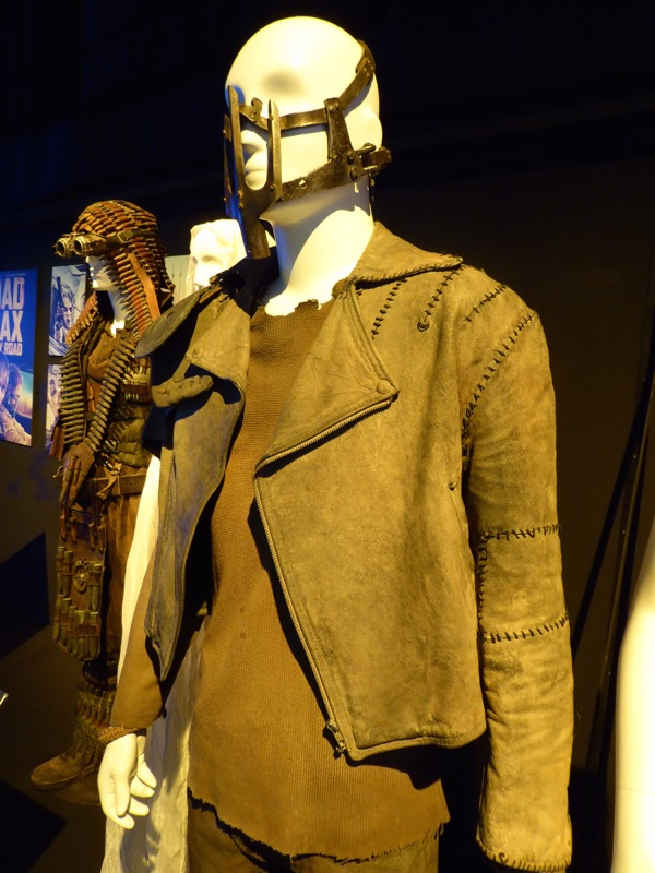 Mad Max Fury Road Max Rockatansky costume