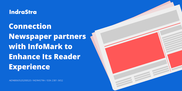 Connection Newspaper partners with InfoMark to Enhance Its Reader Experience