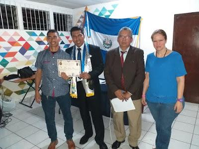 Participantes en el Festival Internacional de la Palabra 2019