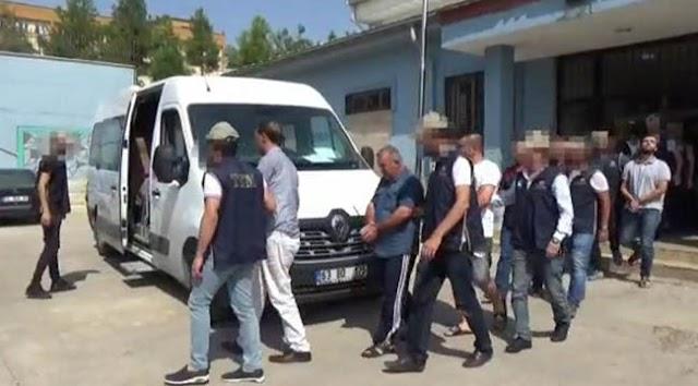 Urfa'da terör operasyonu: 15 gözaltı