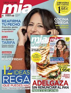 Revista Mia diciembre