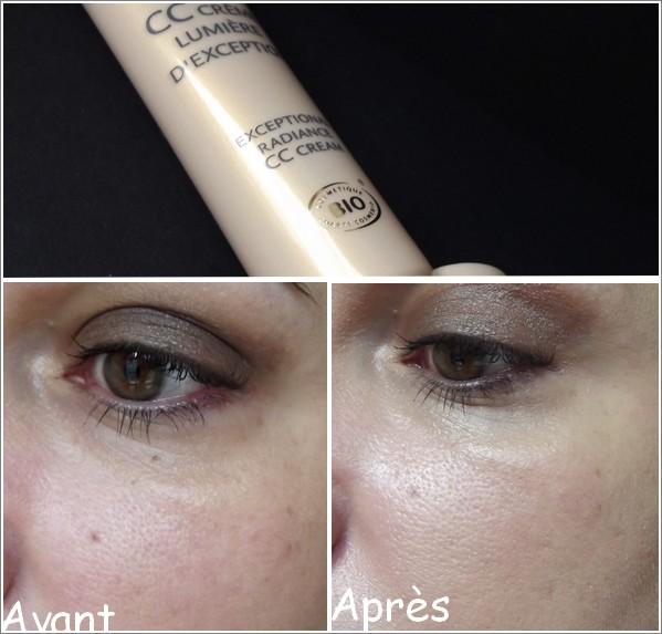 CC Crème Lumière d'Exception Bio Lift'Argan, cc cream, colour control
