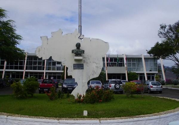 Fachada da Prefeitura de Jequié. (Foto: Sul Bahia 1)