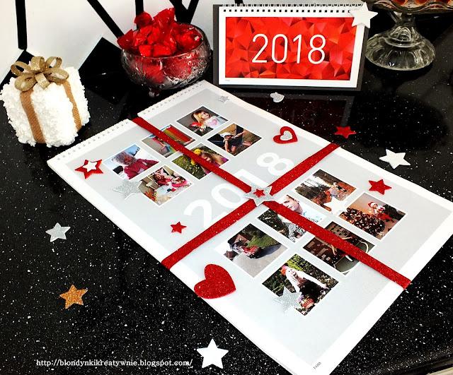 Kalendarze - spersonalizowane prezenty dla najbliższych.